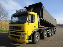 tipper truck Terberg FM 2850-T EURO 5 10X4 MANUALGEARBOX 2009