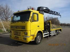 crane truck Volvo FM 12 340 EURO 6X2 2001