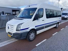 minivan - passenger coach car Volkswagen Crafter 2.5 TDI L3H2 €4250,- NETTO PERONENBUS ROLSTOEL LIFT 2008
