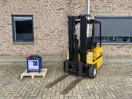 forklift Yale ERP15RCF 1.5 ton Triplo Freelift Sideshift  Elektra Heftruck 2010