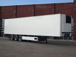 refrigerated semi trailer Chereau Frigo Carrier Vector - 3 axle - Loadlift - BPW Axle - NEW TUV - 2012