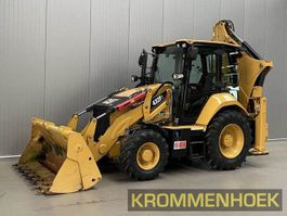 backhoe loader Caterpillar 432 F 2 2016