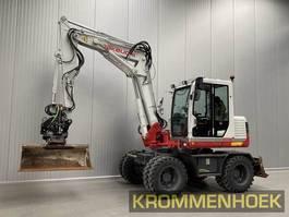 wheeled excavator Takeuchi TB175W | Rototilt X12 2011