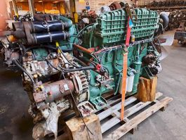 Motorteile equipment Volvo TD121G