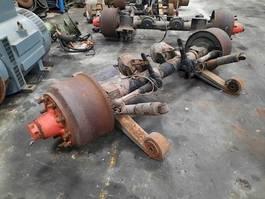 Axle truck part BPW ROUND - DRUM
