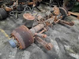 Axle truck part SAF ROUND - DRUM