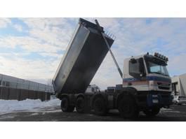 tipper truck > 7.5 t Iveco Trakker 410 AD410T41-WSHS 8X4 MANUAL 2008