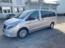 minivan - passenger coach car Mercedes-Benz Vito Tourer 116 CDI BT Pro Lang 2016