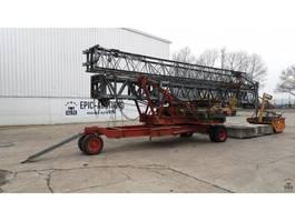 mobile tower crane Astom 518 1981