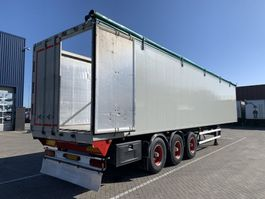 walking floor semi trailer Bulthuis TAWA01 1997