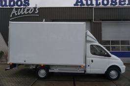 chassis lcv SAIC LWB City-Box Bakwagen / €39.500,- na aftrek van 10% subsidie 2021