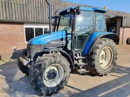 farm tractor New Holland TS 90 2000