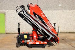 Crane arm truck part Fassi F120 E-DYNAMIC 2016