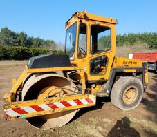 soil compactor Bomag BW 172 RD 1990