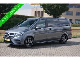 minivan - passenger coach car Mercedes-Benz V-klasse 300d Lang Avantgarde AMG Edition 6/7/8 Persoons Panorama, Comand, Burmes... 2021