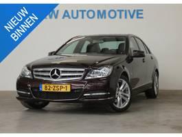 sedan car Mercedes-Benz C-klasse 200 CDI Business Class Avantgarde AUT/ 1E EIG/ NAVI/ AIRCO/ CRUISE/ LEDE... 2013