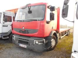 drop side truck Renault Premium 2008