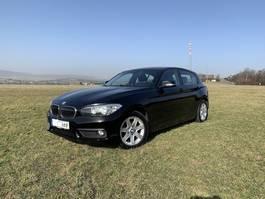 other passenger car BMW 118 i Advantage LED-hinten Multif.Lenkrad RDC 2016