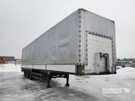Pritsche offen Auflieger Schmitz Cargobull Semitrailer Tilt Standard 2008
