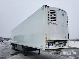 Kühlauflieger Schmitz Cargobull Semitrailer Reefer Meat hanging system Dubbeldeks 2010