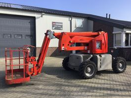 articulated boom lift wheeled Haulotte HA12 PX 2008