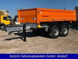 tipper trailer Müller-Mitteltal KA-TA-R 19 Tandem 3 Seiten Kipper mit Bordmatik, 2021