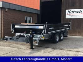 tipper trailer Müller-Mitteltal KA-TA-R 11 Rampen, LED, 2021