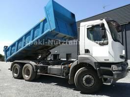 tipper truck > 7.5 t Renault Kerax 370 DCI -ZWEISEITENKIPPER 2006