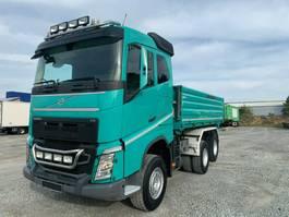 tipper truck > 7.5 t Volvo FH 500 6x4 3-S-Kipper Schwarzmüller Bordmatik 2017