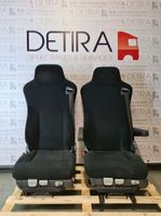 Seat truck part MAN TGX DRIVER SIDE SEATS EXELENT CONDITION