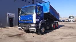 tipper truck > 7.5 t Renault Kerax 370 (GRAND PONT / SUSPENSION LAMES / BOITE MANUELLE) 2005