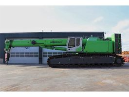 all terrain cranes Sennebogen 6113 Valid inspection, *Guarantee! 120t Capacity, 2016