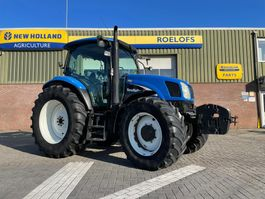 farm tractor New Holland TS100A 2005