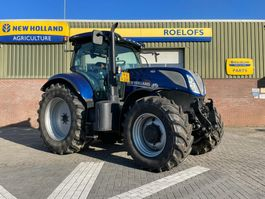 farm tractor New Holland T7.175 RC 2016