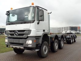 chassis cab truck Mercedes-Benz 6555 12x6 - Euro 4 - Chassis Cabine - NEW