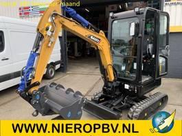 crawler excavator Sany SY18C Snelwissel 3bakken 3e Functie  5 Jaar *GARANTIE* Bel voor aantrekkelijke Financial lease 2021