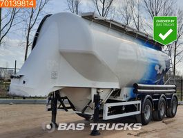 feed semi trailer Feldbinder EUT 40.3 40m3 Lift+Lenkachse 1999