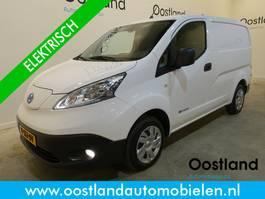 closed lcv Nissan NV200 e-NV200 Business 100% elektrisch !! / Airco / Navigatie / Camera / Cruis... 2016