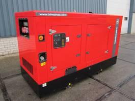 generator Himoinsa FPT Iveco N45SM2A HFW-60 60kVA 2017