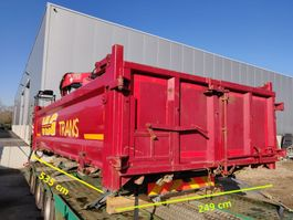 soil waste container Kipper