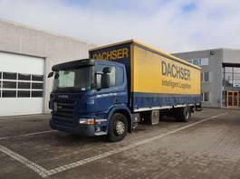 tilt truck Scania P 230 2011