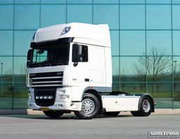 cab over engine DAF XF 105.460 SSC EURO 5 ATE ENGINE MANUAL GEARBOX 2012