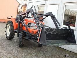 Forstschlepper LEFA Voorlader Kubota GL23