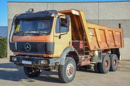 tipper truck > 7.5 t Mercedes-Benz 2629 6x6 kipper 1990