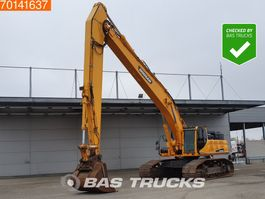 crawler excavator Doosan DX530LC-3 WITH EXTRA STICK - DUTCH DEALER MACHINE 2015