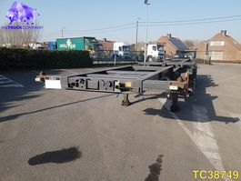 container chassis semi trailer ASCA Container Transport 2004