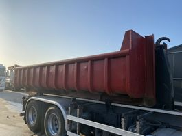Container-LKW Overige AJK CONTAINER 6.00M X 0.90M