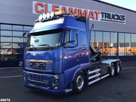 container truck Volvo FH16-700 6x4 2011