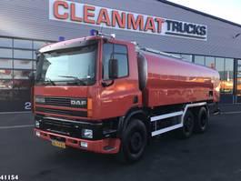 vacuum truck DAF FA G 85.340 20.000 Liter RVS WATERTRUCK 1998