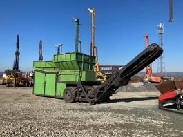 paving machine Forus HB 390 / Schredder / Hammel / Doppstadt 2002